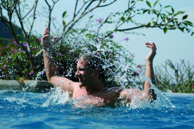 Freizeit Schwimmen
