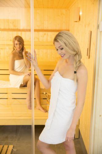 Freizeit Sauna
